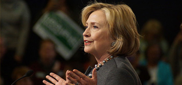 Can you imagine Hillary Clinton raising her voice to be heard? Why women in dentistry matter
