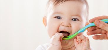 Babies | Dental care starts at birth