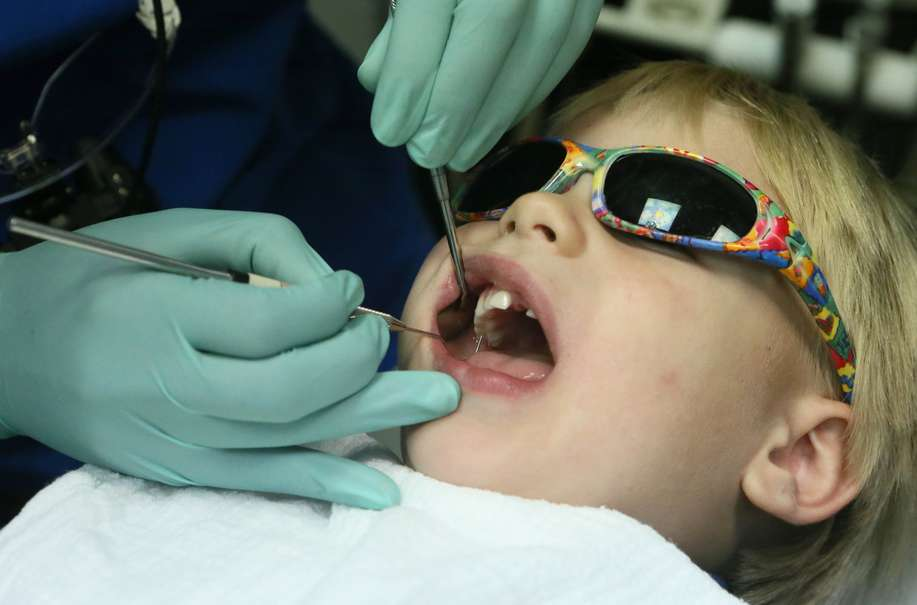 dental laser handpiece