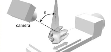 A method for rapid measurement of laser ablation rate of hard dental tissue