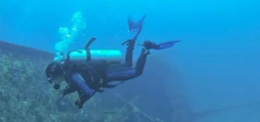 Scuba Diving? See a Dentist First